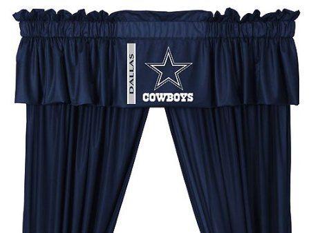NFL Dallas Cowboys - Curtains