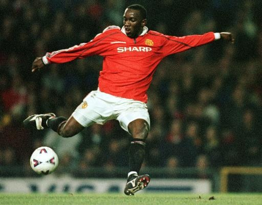 Dwight Yorke Former striker at Manchester United and the Trinidad and Tobago national football team