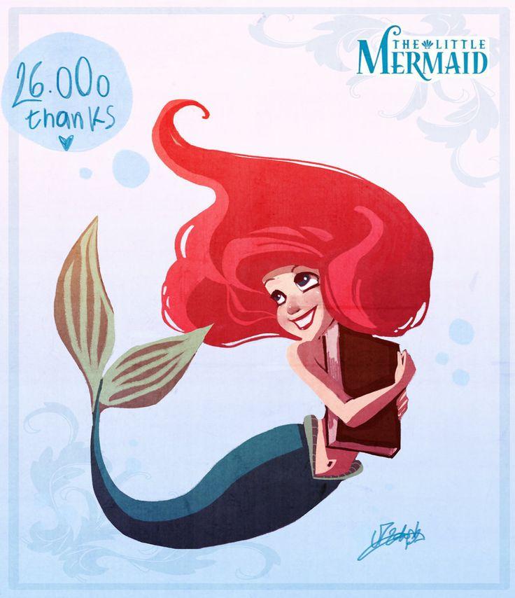 Disney Cast: Ariel tá na área mais uma vez!