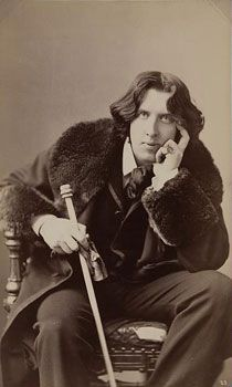 """""""Life is never fair...And perhaps it is a good thing for most of us that it is not.""""  Oscar Wilde is my favorite playwright. His wit survives his times. His words are chiseled to perfection."""