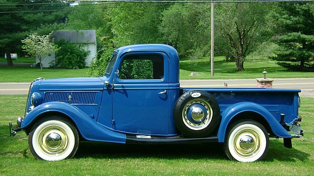 1937 Ford Pickup for sale