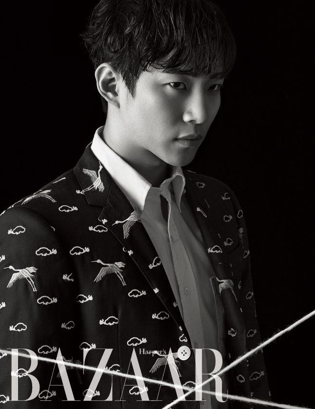 2PM Junho - Harper's Bazaar Magazine March Issue '16