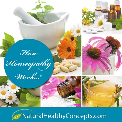 How Homeopathy Works!