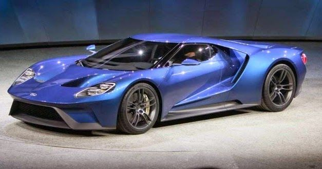 Wow I Know You Guys Are Stoked To See The New Ford GT Cars They