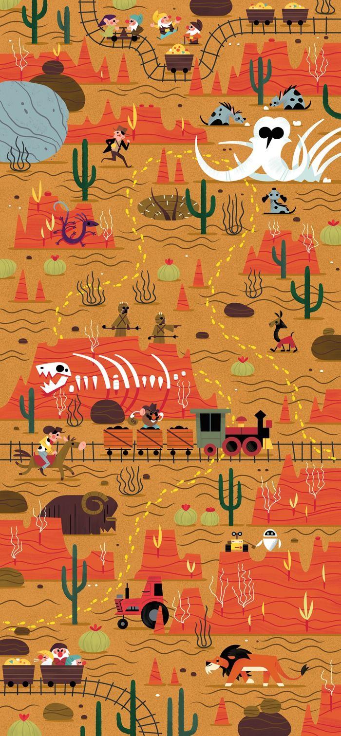139 mejores im genes de patrones en pinterest fondos for Crea tu mural disney