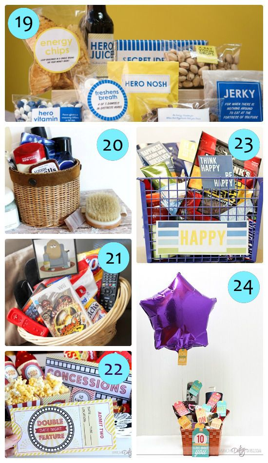 101 DIY Christmas Gifts for Him | The Dating Divas