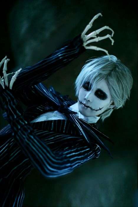 Jack Skellington (The Nightmare Before Christmas)