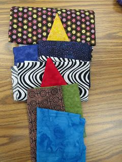 """Karen, blogger on """"Diary of a Mad Black Quilter"""": I am a quiltmaker living in Pittsburgh PA. The word """"Mad"""" in my title is a synonym for passionate. My goal is to share my experiences as a quilt maker, teacher, pattern designer, historian, and recent quilt show chairman, not necessarily in that order. I will share my experiences on quilting from an African American point of view."""""""