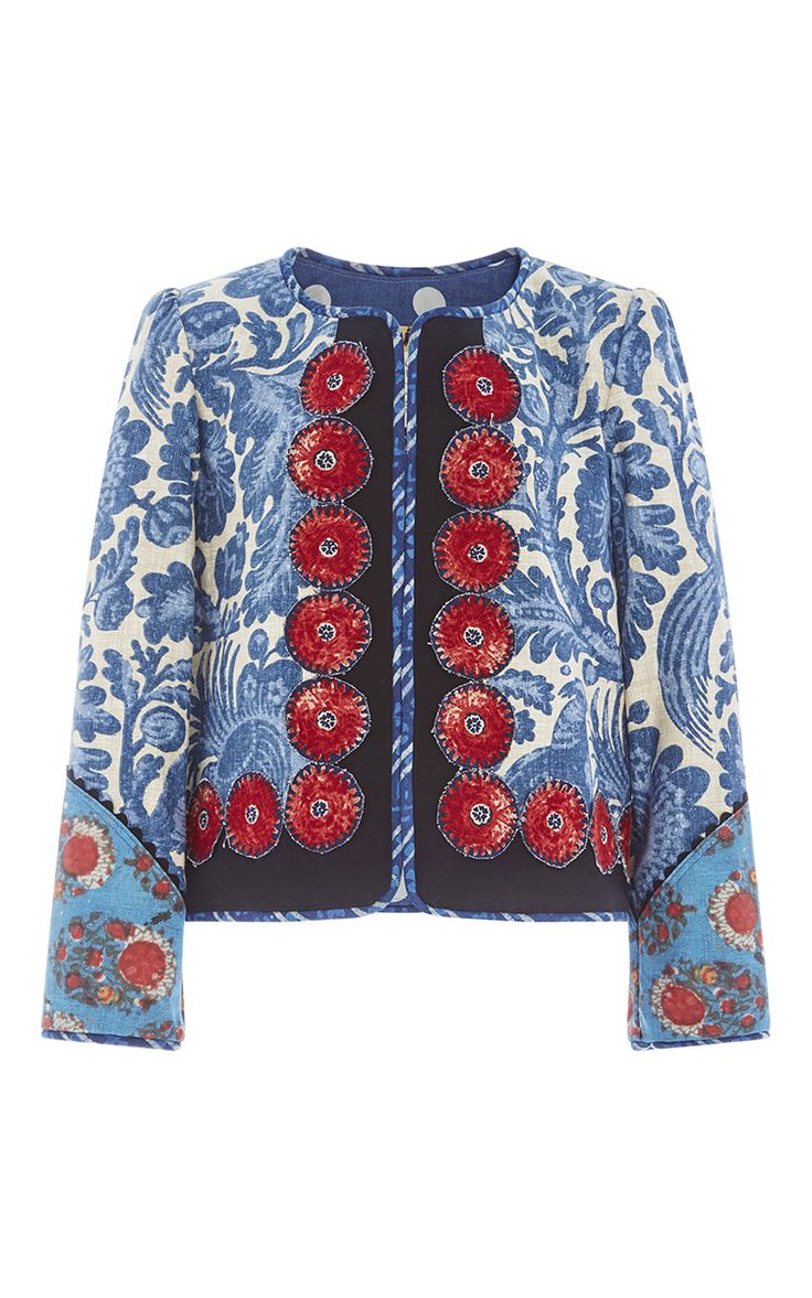 One Of A Kind Les Baux Jackets by ALIX OF BOHEMIA for Preorder on Moda Operandi