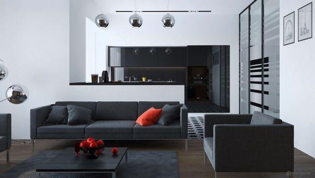 21 idées de décoration design pour son salon | Salon simple, Idée ...