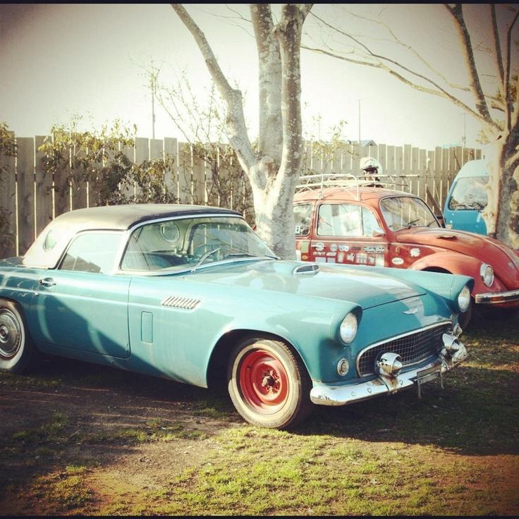 old clasic car