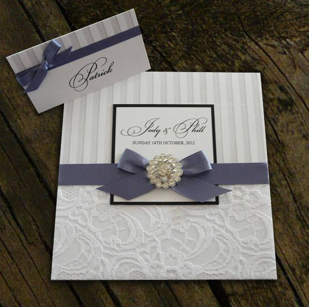 Handmade Wedding Invitations | Glamorousu0027 Handmade Wedding Invitation |  Wedding Venues | Gumtree .