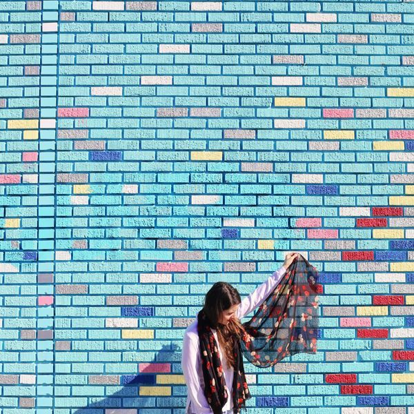 "The 4 Most Instagram-Worthy Spots In L.A. #refinery29  http://www.refinery29.com/kimberly-genevieve-instagram-spots#slide-8  The Walls At Pico Boulevard & Main Street  ""The border of Venice and Santa Monica has all these amazing walls painted in bright colors. My favorite is this pastel one with a Tetris-like design. It's actually an old video store, and whenever I post it on Instagram or do a shoot there, people mes..."