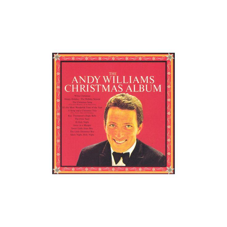 Andy williams - Andy williams christmas album (Vinyl)