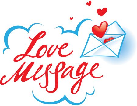 Love Messages Clipart Awesome Graphic Library