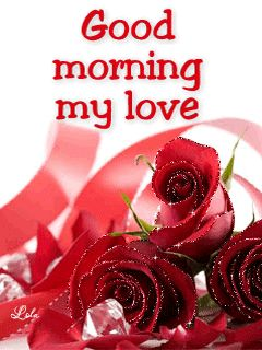 Good Morning sweetheart I hope you had a good night and have a good day I still love you the most ha ha  ... LUSM...❤️❤️... @
