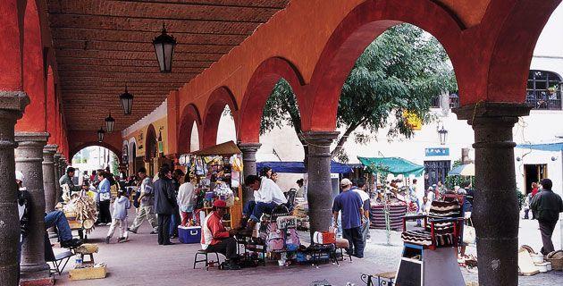 Fin de semana en Tequisquiapan, Querétaro / México Desconocido