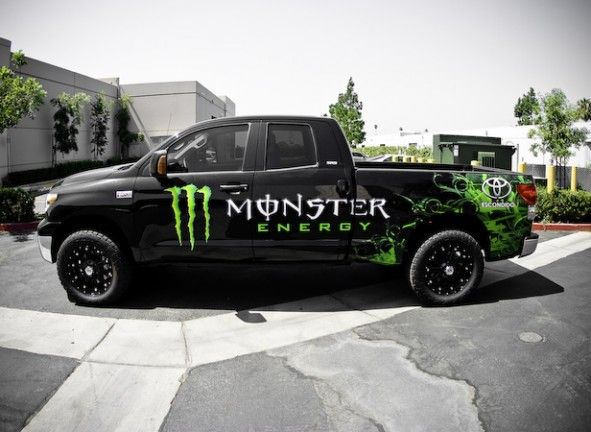 Template for an 12 tundra wrap google search 10th for Truck wrap templates