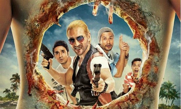 The film features Saif Ali Khan, Kunal Khemu, Vir Das, Anand Tiwari and Puja Gupta. It is expected to release on 10 May 2013.