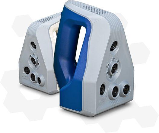 Artec 3D Scanner for CAD Applications