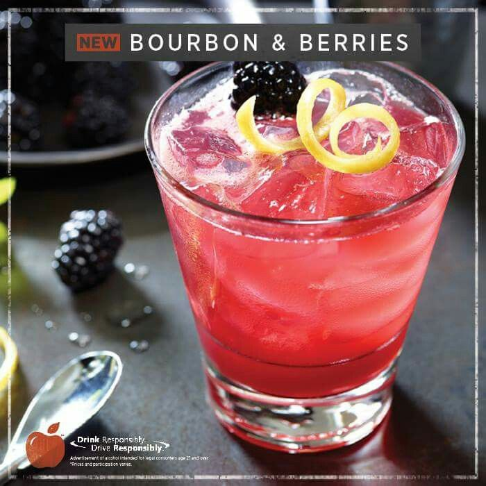 Applebee's Bourbon and Berries