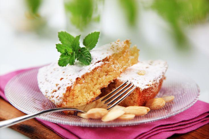 Omlós mandulás kevert süti - Egy hozzávalótól még puhább lesz a tészta