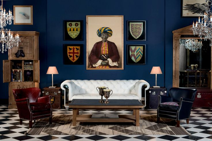 Oxford Collection by Timothy Oulton http://www.timothyoulton.com/usa/en/products/themes/oxford/oxford-senior-common-room.html