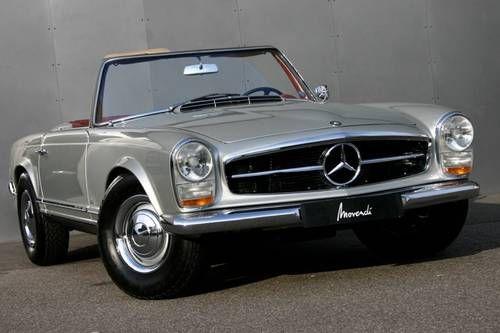 Mercedes Benz 230 SL Pagode (1965)
