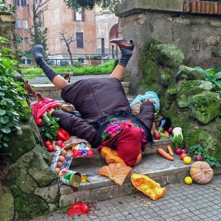 Sandro Giordano: När allt faller | Kamera & Bild