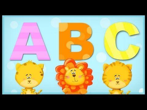 La chanson de l'alphabet en français