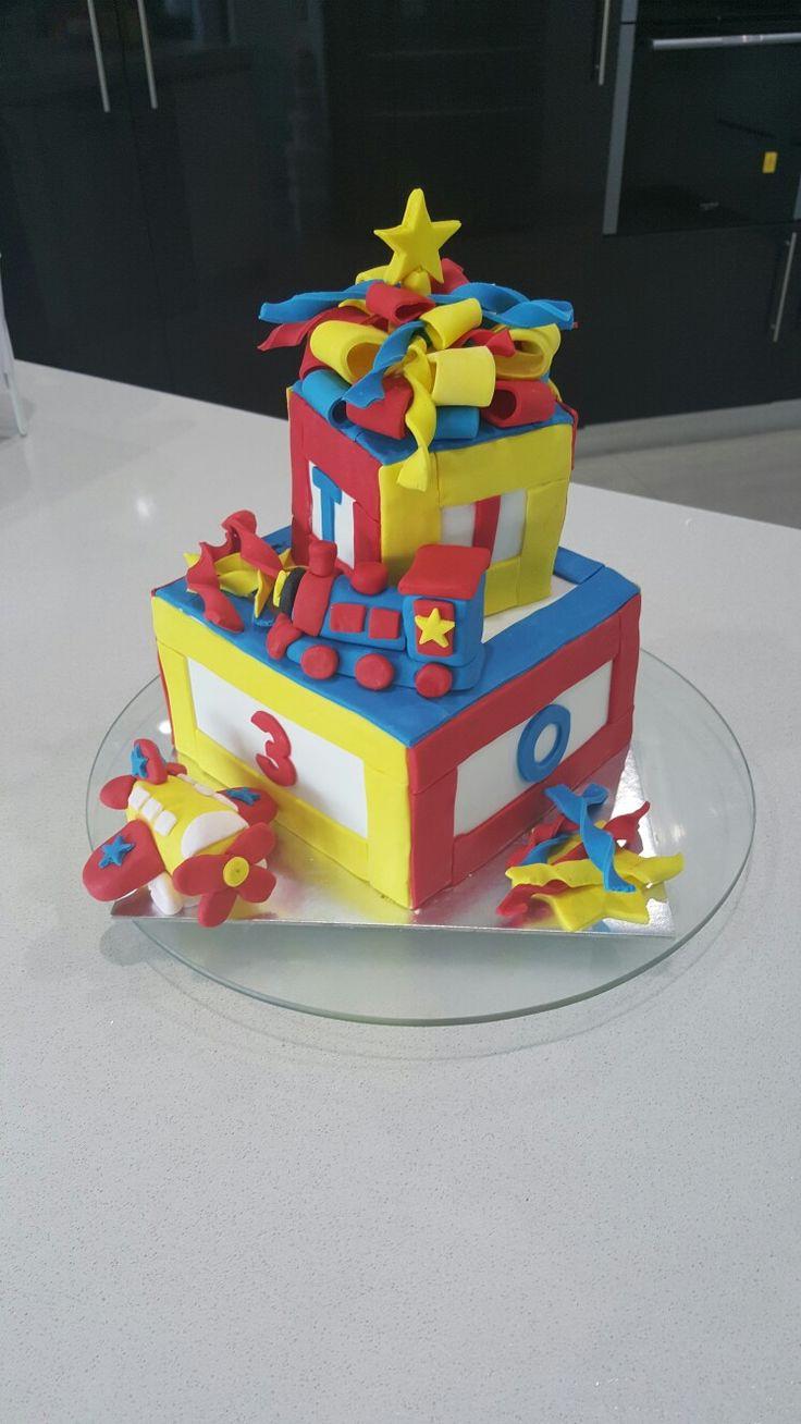 Blocks cake cake desserts birthday cake