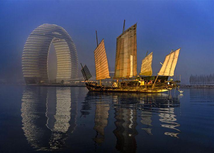 Sheraton Huzhou Hot Spring Resort by MAD