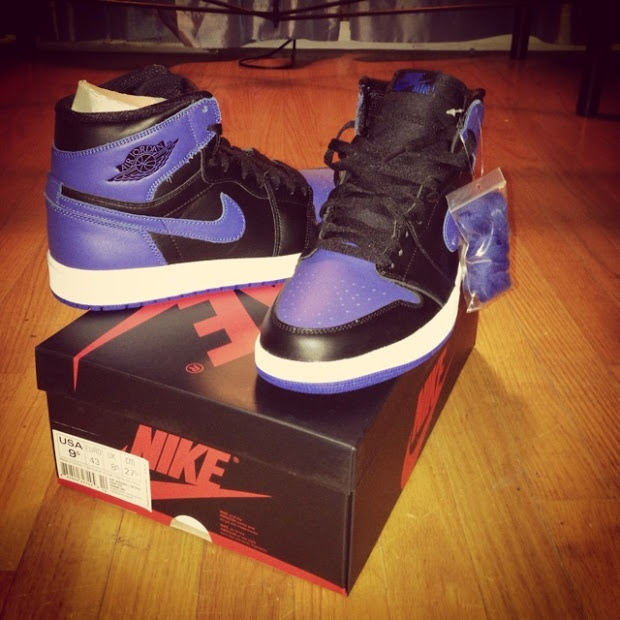 new arrival 88f6e b8017 ... air jordan 1 retro og black royal jordan sneakers