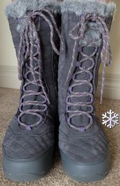 Sketchers Winter Boots for the Holidays