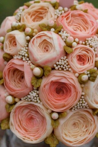 Inspiration picture for a cupcake bouquet