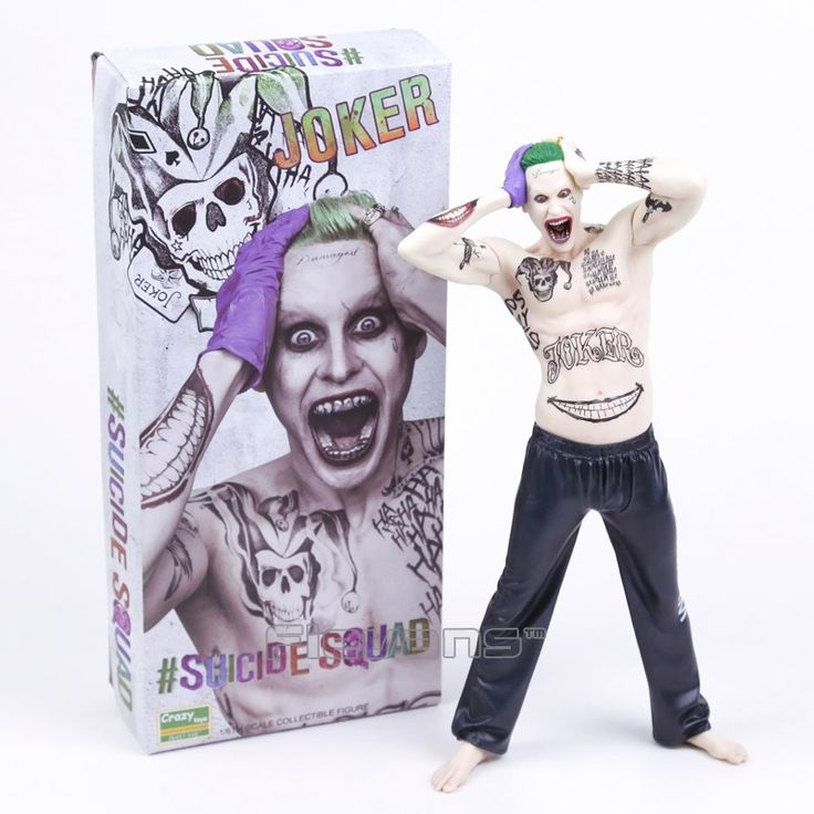 """Crazy Toys Suicide Squad The Joker 1/6th Scale Collectible Figure Model Toy 12"""" 30cm    81.03, 66.99  Tag a friend who would love this!     FREE Shipping Worldwide     Get it here ---> https://liveinstyleshop.com/crazy-toys-suicide-squad-the-joker-16th-scale-collectible-figure-model-toy-12-30cm/    #shoppingonline #trends #style #instaseller #shop #freeshipping #happyshopping"""