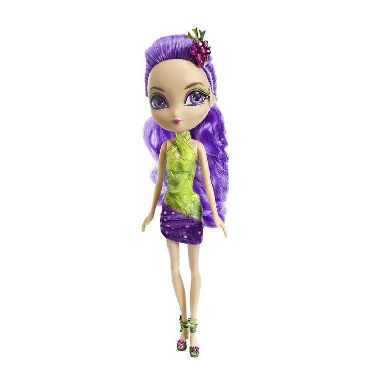 "La Dee Da Juicy Crush Fashion Doll - Grape Shake-Up Tylie - Spin Master - Toys ""R"" Us"