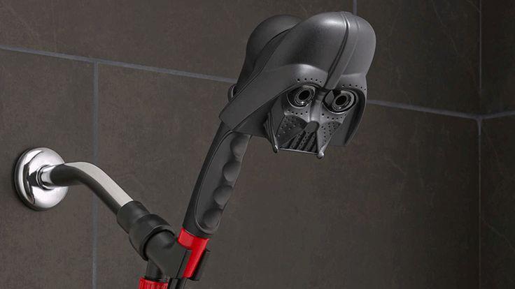 rogeriodemetrio.com: Chuveiro Star Wars