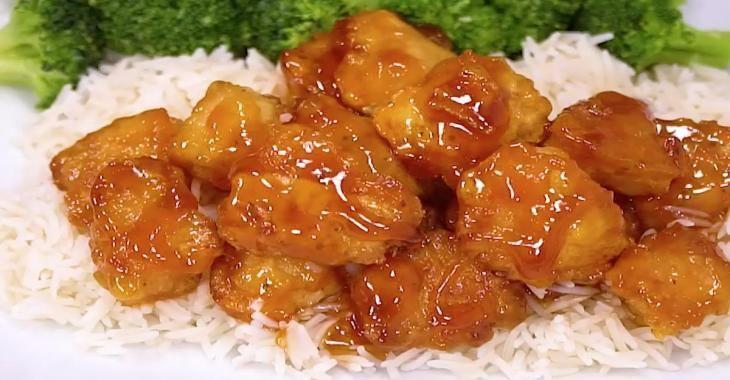 La meilleure recette de poulet aigre-doux