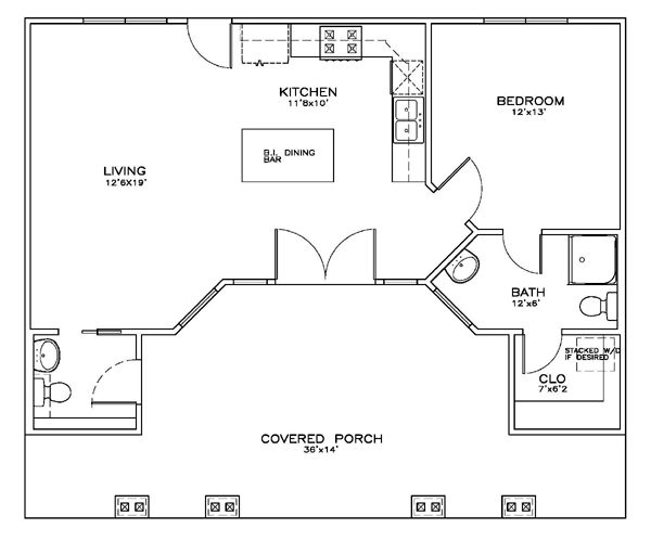 Best 25 pool house plans ideas on pinterest tiny home for Pool guest house floor plans