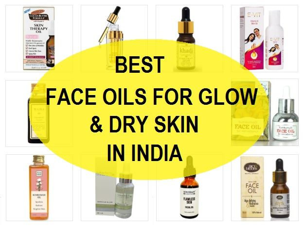 10 Best Face Oils For Glowing Skin In India 2020 Best Face Products Face Oil Oil For Dry Skin
