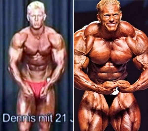 illegal anabolic steroids before and after