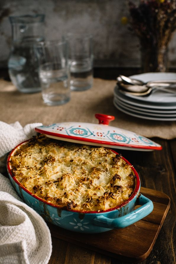lamb and lentils sheperds pie // sofia plana food photography