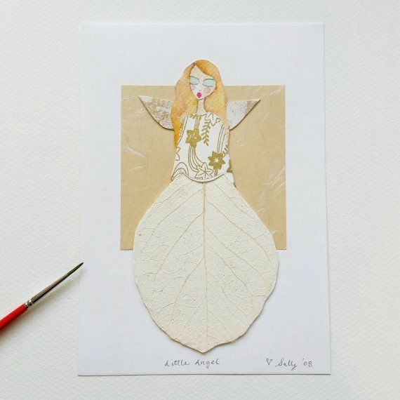 Check out this item in my Etsy shop https://www.etsy.com/listing/229688267/small-watercolour-and-ink-with-collage