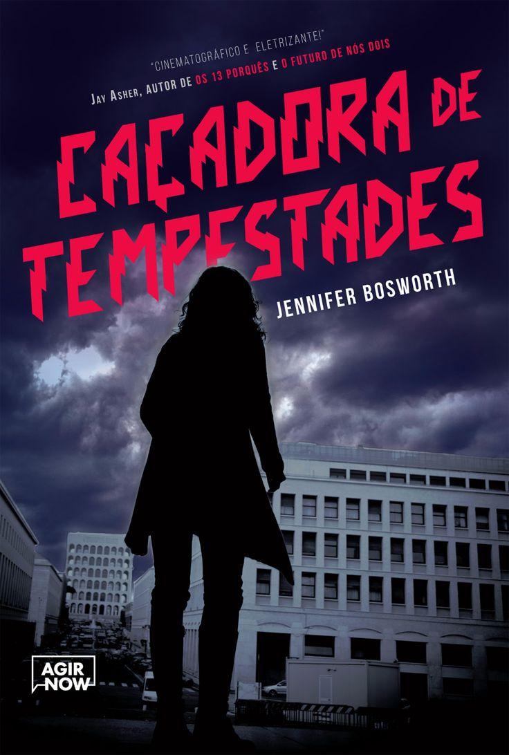 Caçadora de Tempestades (Struck) - Jennifer Bosworth - #Resenha | OBLOGDAMARI.COM