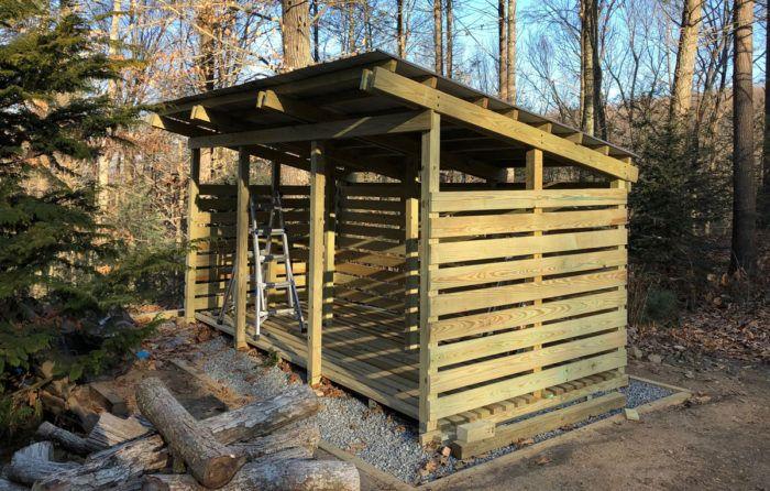 Wood Shed Kadinhayat Org In 2020 Firewood Shed Firewood Storage Backyard Sheds