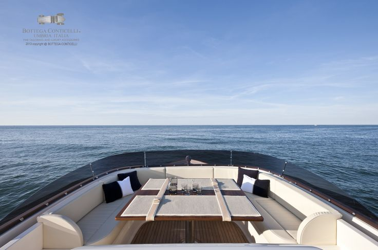 Boat Furnishing  www.bottegaconticelli.it