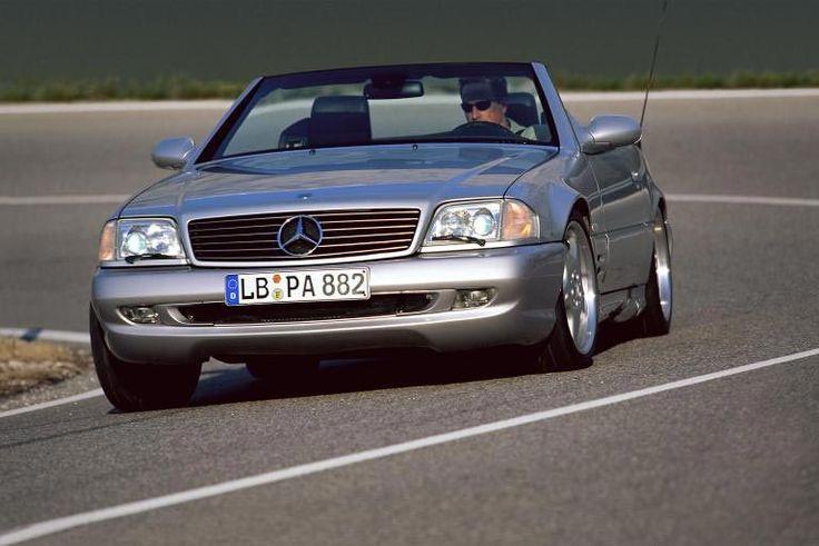 Mercedes-Benz SL 73 AMG (R129)
