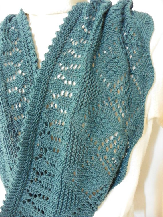 Pattern to Knit Delight in the Texture Cowl by suelillycreations