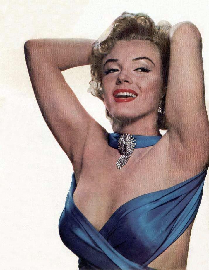 Marilyn Monroe byBruno Bernard
